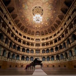 Sala Bibiena Teatro Comunale di Bologna